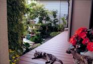 大好きな植物にかこまれた庭 【高知市 T様邸】