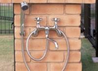シャワープレイス用水栓金具