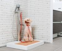 汚れをおうちに持ち込まない 室外用水洗ペット用水栓柱 LIXIL